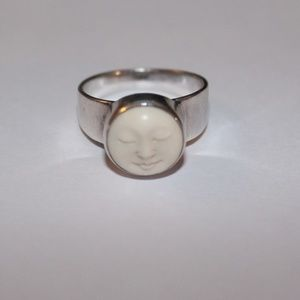 Sajen ring sterling silver size 8